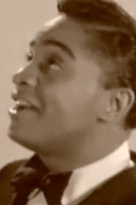 Jackie Wilson black eye