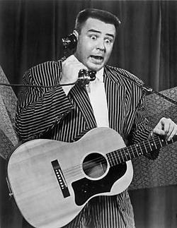 J P Richarson aka The Big Bopper